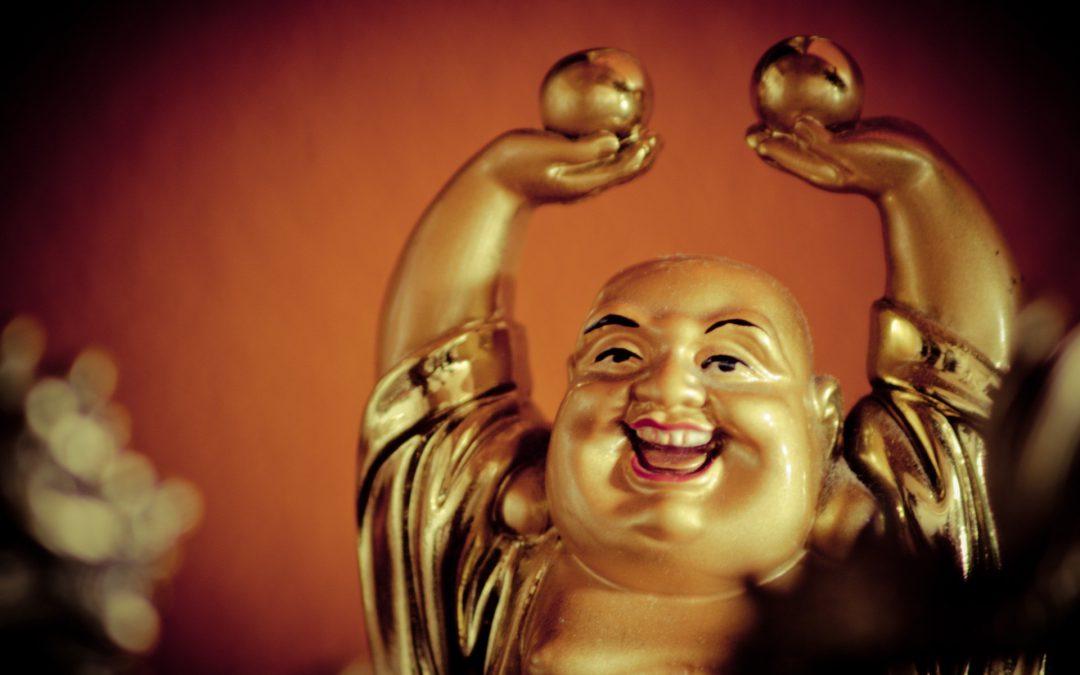 Module de niet-herkende boeddha Dag 1 | Groningen